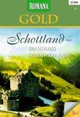 Schottland - Ein Schloss in den Highlands / Romana Gold Bd.11 (eBook, ePUB)