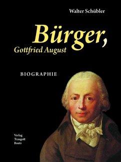 Bürger, Gottfried August Biographie (eBook, PDF) - Schübler, Walter