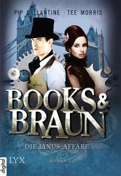 Die Janus-Affäre / Books & Braun Bd.2 (eBook, e...