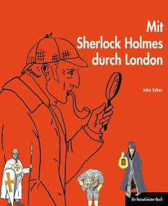 Mit Sherlock Holmes durch London (eBook, ePUB) - Sykes, John