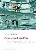 Politik nachhaltig gestalten (eBook, ePUB)