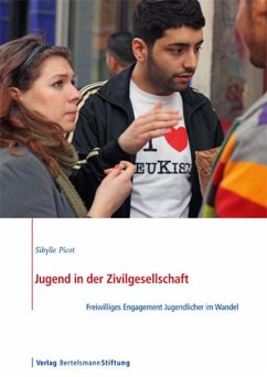 Jugend in der Zivilgesellschaft (eBook, PDF) - Picot, Sibylle