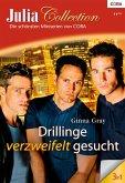 Drillinge verzweifelt gesucht / Julia Collection Bd.50 (eBook, ePUB)