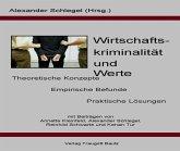 Wirtschaftskriminalität und Werte (eBook, PDF)