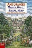 Messer, Gabel, Schere, Mord / Mitchell & Markby Bd.4 (eBook, ePUB)