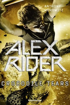 Crocodile Tears / Alex Rider Bd.8 (eBook, ePUB)