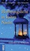 Hoffnungslicht in kalter Nacht (eBook, ePUB)