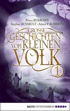 Große Geschichten vom kleinen Volk 01 (eBook, ePUB) - Burrows, Prisca; Russbült, Stephan; Roberts, Aileen P.