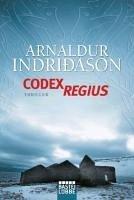 Codex Regius (eBook, ePUB) - Indriðason, Arnaldur