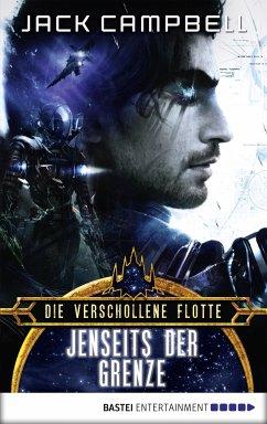 Jenseits der Grenze / Die verschollene Flotte Bd.7 (eBook, ePUB)