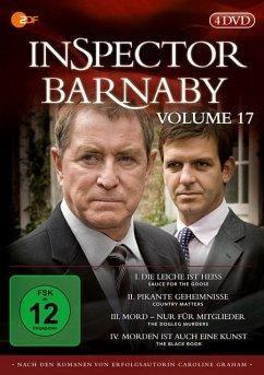 Inspector Barnaby - Vol. 17 DVD-Box - Inspector Barnaby