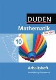 Mathematik Na klar! 10. Schuljahr. Arbeitsheft Regionale Schule Mecklenburg-Vorpommern