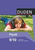 Duden Physik 9./10. Schuljahr. Arbeitsheft Gymnasium Thüringen
