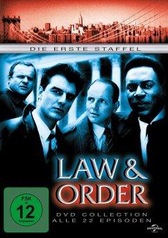 Law & Order - 1. Staffel DVD-Box