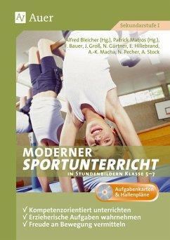 Moderner Sportunterricht in Stundenbildern 5-7