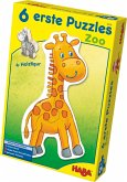 6 erste Puzzles - Zoo (Kinderpuzzle)