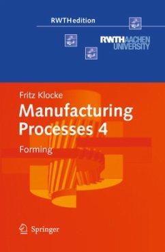 Manufacturing Processes 4 - Klocke, Fritz