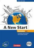 A New Start A2: Refresher. Kursbuch mit Audio CD, Grammatik- und Vokabelheft
