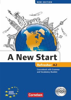 A New Start A2: Refresher. Kursbuch mit Audio CD, Grammatik- und Vokabelheft - Cornford, Annie; Cornford, Elanor