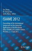 ISIAME 2012
