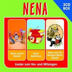 Nena 3-CD Liederbox, 3 Audio-CDs - Nena