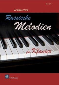 Russische Melodien für Klavier