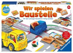 Ravensburger 24726 - Wir spielen Baustelle