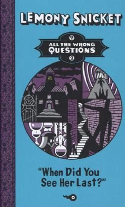 lemony snicket all the wrong questions pdf