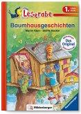 Leserabe 15. Lesestufe 1. Baumhausgeschichten