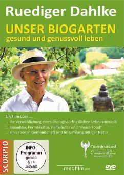 Unser Biogarten, DVD