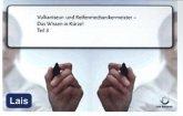 Vulkaniseur- und Reifenmechanikermeister - Das Wissen in Kürze