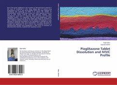 Pioglitazone Tablet Dissolution and IVIVC Profile