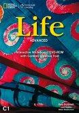 Life - First Edition - C1.1/C1.2: Advanced, DVD-ROM