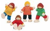 Goki 51897 - Biegepuppen Kinder