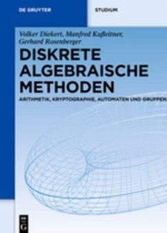 Diskrete algebraische Methoden