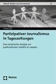 Partizipativer Journalismus in Tageszeitungen