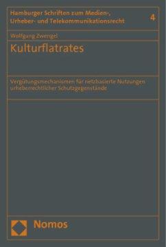 Kulturflatrates - Zwengel, Wolfgang