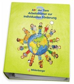 ABC der Tiere 3 - Arbeitsblätter zur individuellen Förderung - Kuhn, Klaus; Handt, Rosmarie; Mrowka-Nienstedt, Kerstin