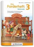 Das Forderheft Mathematik 3 / Das Forderheft Bd.3