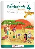 Das Forderheft Mathematik 4 / Das Forderheft Bd.4