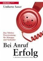 Bei Anruf Erfolg (eBook, PDF) - Saxer, Umberto
