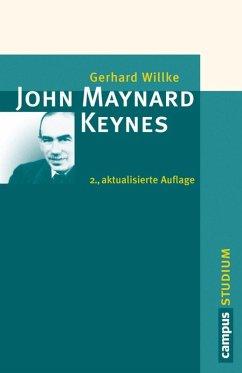 John Maynard Keynes (eBook, PDF) - Willke, Gerhard