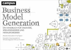 Business Model Generation (eBook, PDF) - Osterwalder, Alexander; Pigneur, Yves