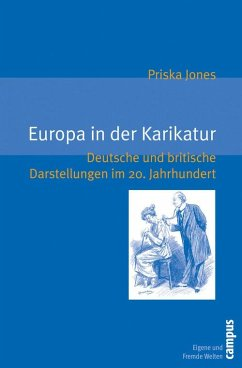 Europa in der Karikatur (eBook, PDF) - Jones, Priska