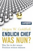 Endlich Chef - was nun? (eBook, ePUB)