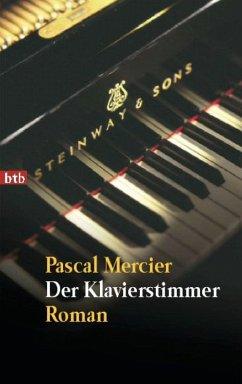 Der Klavierstimmer (eBook, ePUB) - Mercier, Pascal
