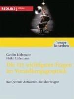 Die 111 wichtigsten Fragen im Vorstellungsgespräch (eBook, PDF) - Lüdemann, Heiko; Lüdemann, Carolin