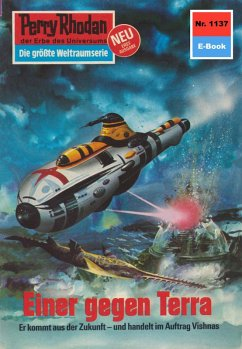 Einer gegen Terra (Heftroman) / Perry Rhodan-Zy...