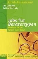 Jobs für Beratertypen (eBook, ePUB)