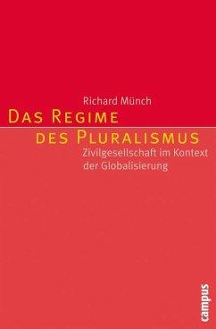 Das Regime des Pluralismus (eBook, PDF) - Münch, Richard